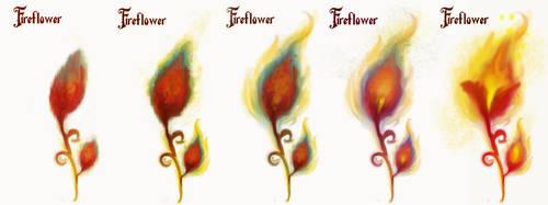 Fireflower by elara-elara
