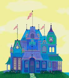Strauss House by elara-elara