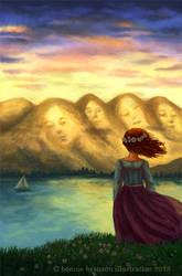 The Sisters of Kintail by elara-elara