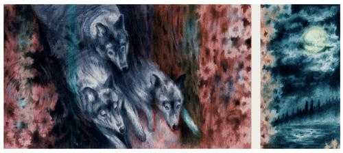 The Wolves by elara-elara