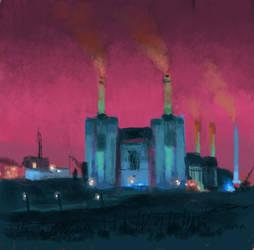 Illustration Friday: Energy by elara-elara