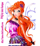 Bloom Sweet Glam style 1 - Winx Fairy Couture