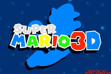 Super Mario 3D Logo 4