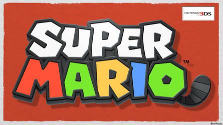 Super Mario 3DS New Wallpaper