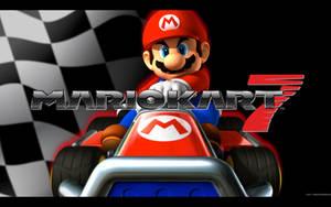 Mario Kart 7 - Wall