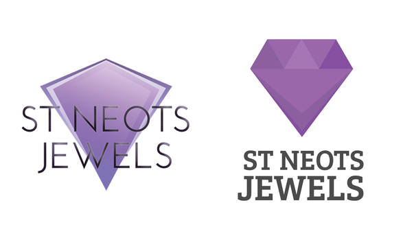 St Neots Jewels Rebrand by timmoproductions