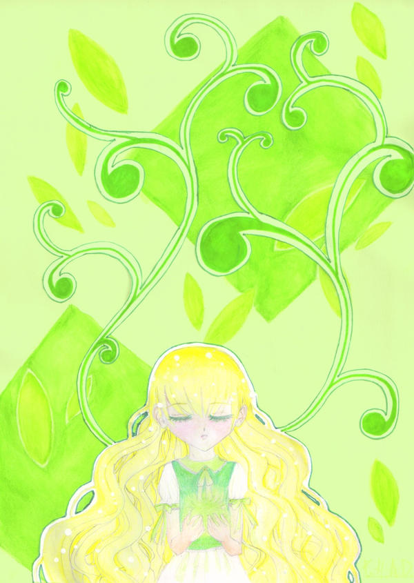 Green by chadias