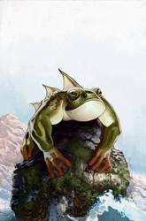 Giant Sea Frog
