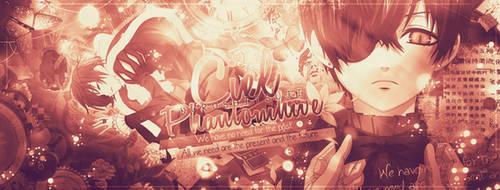 Ciel Phantomhive - Kuroshitsuji by ZttaR
