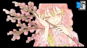 Render Kimetsu no Yaiba #10