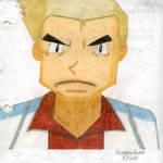 Professor Oak Portrait