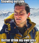 Better Drink My own Piss by Hauntly