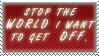 Stop the World STAMP by RaiTheWhiteWolf