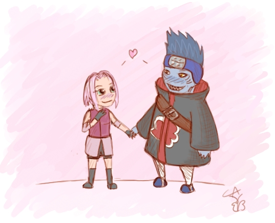The Cutest Crack Pairing by Carnifex-Atrox