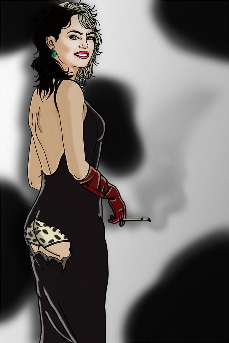 Future Cruella? by TheShockermaniac