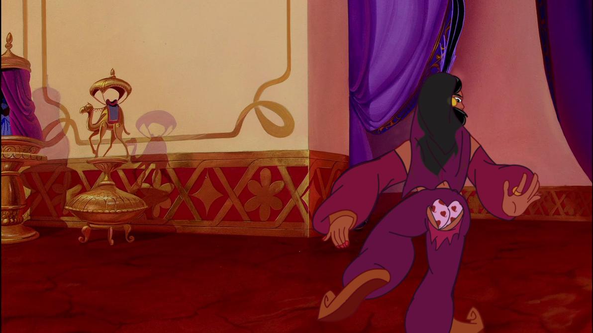 Cartoon Remakes # 3 - Aladdin by TheShockermaniac