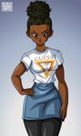 Commission 113: Jasmine by KingKenoArtz