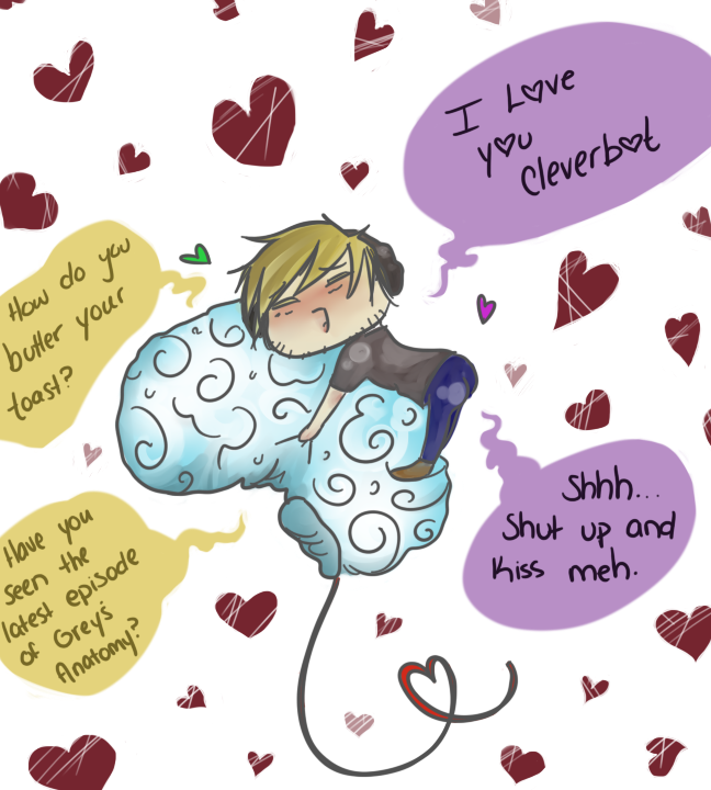 Pewdie's Unrequited Love by ArtisticNarwal1997