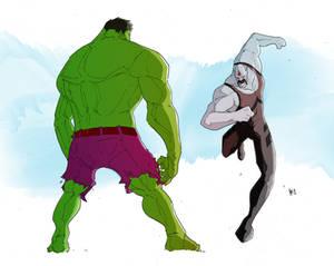 Hulk Vs Whallop