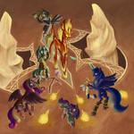 Gamer Luna vs. Diablo