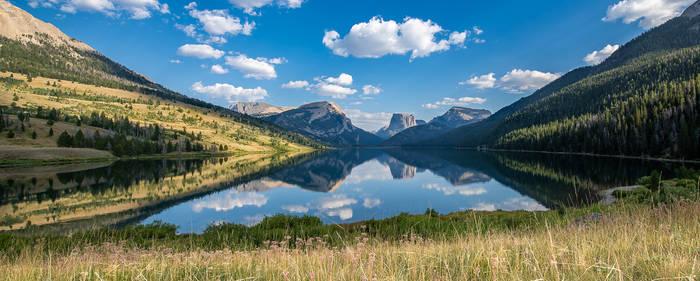 Green River Lakes, Wyoming