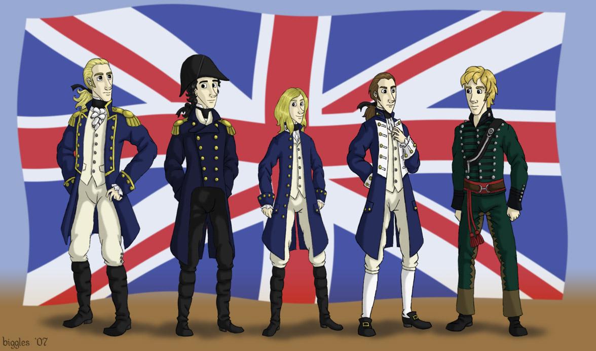 Rule Britannia by cardinalbiggles