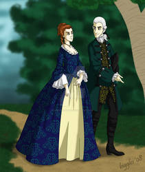 Lord and Lady Beckett