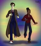 Ten And Martha