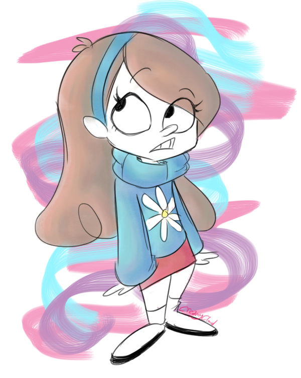 Mabel by creamyCloud