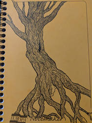 Ink Tree warm-up