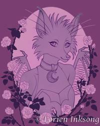 Kyara Bat Sketch