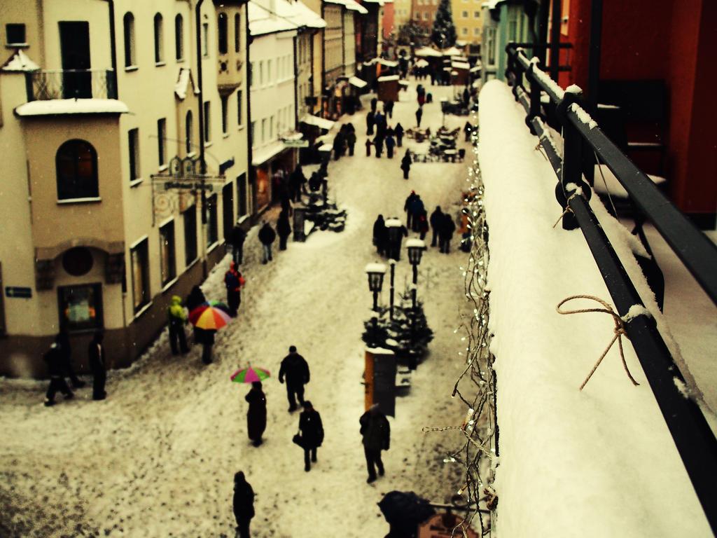 iarna din cartile de povesti by mickbis