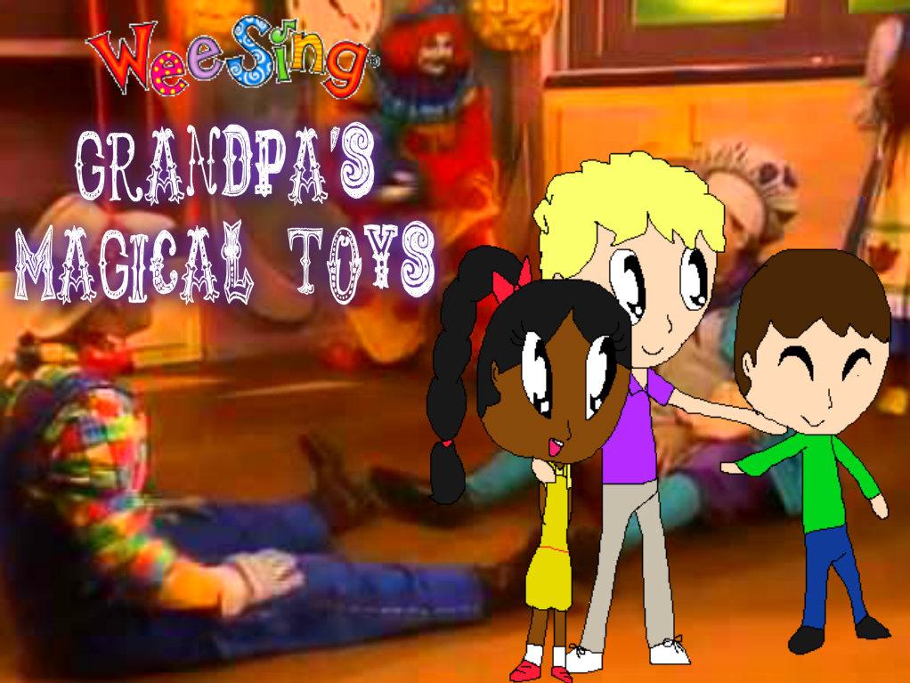 Grampa S Magical Toys 117