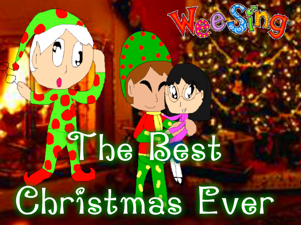 Wee Sing The Best Christmas Ever Vhs.The Best Christmas Ever Artwork By Lovableponies On Deviantart
