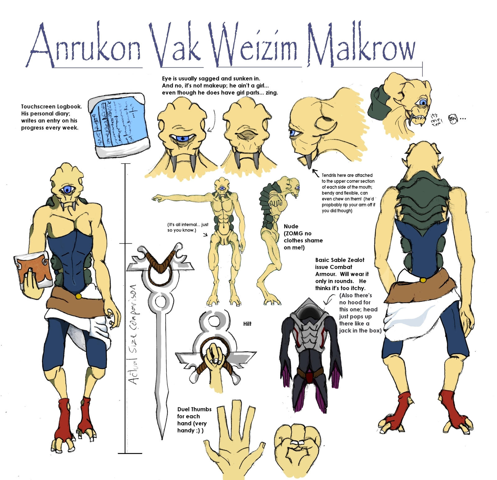Anrukon Ref. Sheet: RC OCT by Dracontar