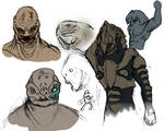 Covenant sketches