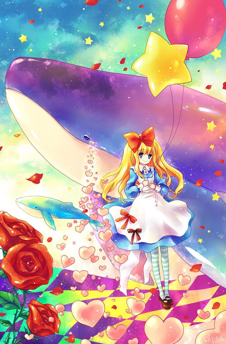 Wonderland by kururuno