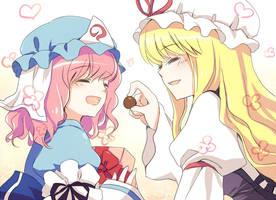 Valentine's Day by kururuno