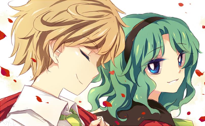 Always with you by kururuno