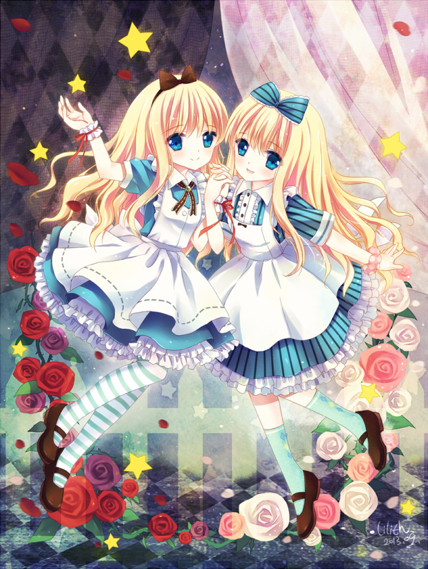 Alice+Alice by kururuno