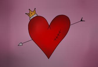 smitten heart by finky53