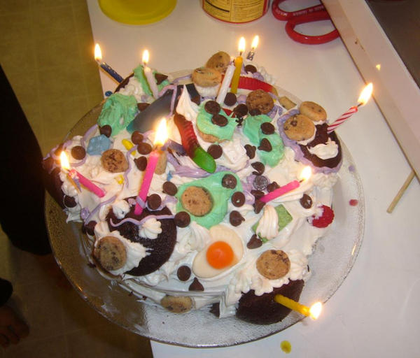 Happy Birthday Neokabookie By Pandari On DeviantArt