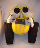 Life size Wall-E plush by pandari
