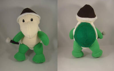Mario Hammer Brother plush by pandari