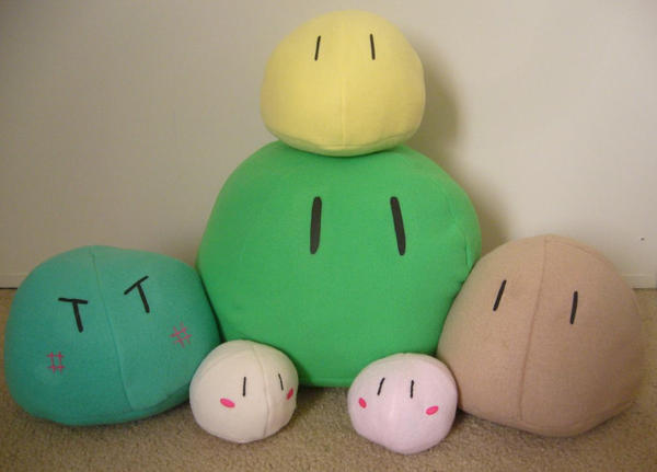 Clannad: Large Dango set by pandari
