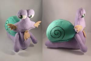 Kirby Escargon plush by pandari