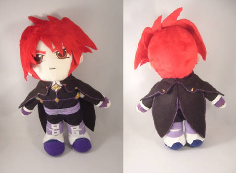 Talesof Symphonia Kratos plush
