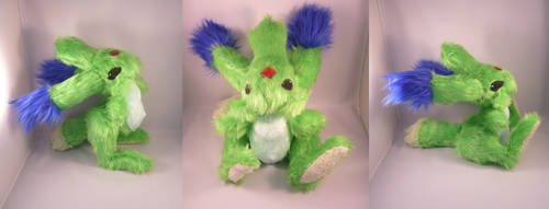 Final Fantasy 8 Carbuncle