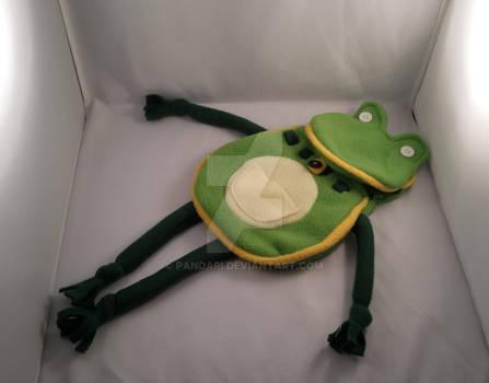 Monster Hunter Guildmarm pouch