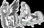 Pony Commish for ssenarrya